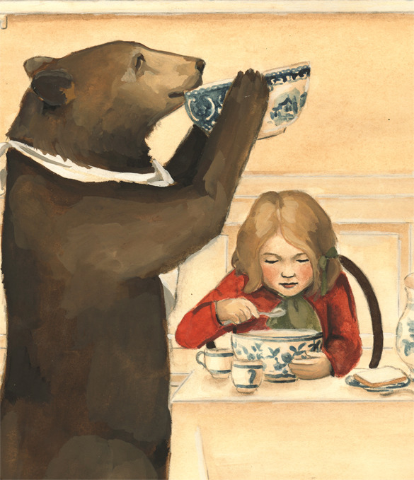 Goldilocks and the Three Bears - Someone's Been Eating My Porridge (4).png