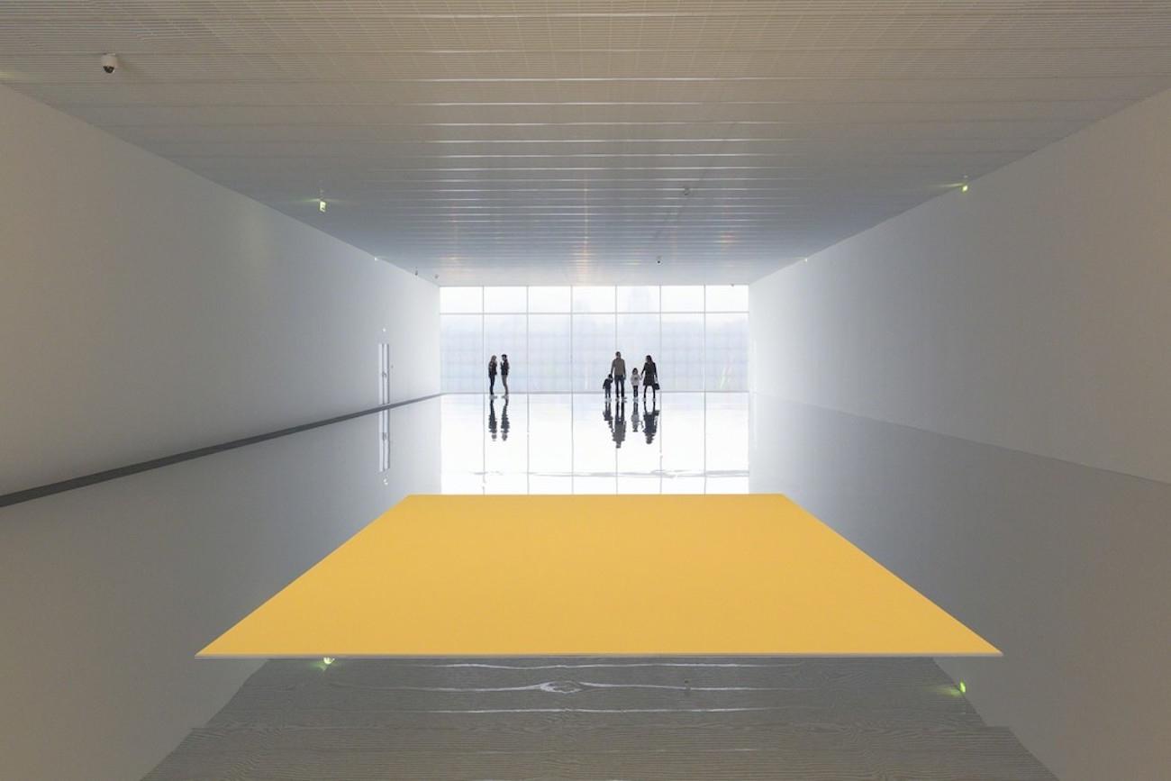 Kimsooja - To Breathe, Centre Pompidou-Metz 2.jpg
