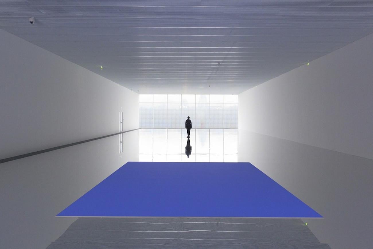 Kimsooja - To Breathe, Centre Pompidou-Metz 1.jpg