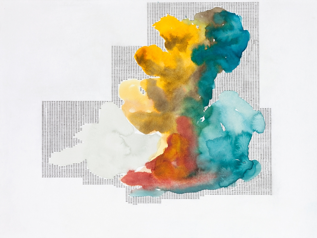 9. untitled (explosion) , 2009, 30x40 cm, watercolor on paper.jpg
