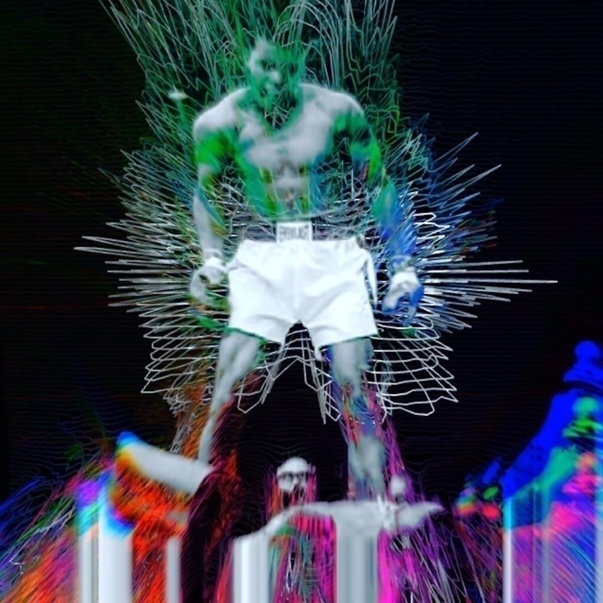 Weekly Ello: Muhammad Ali man i - elloblog | ello