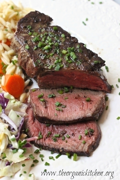 how to make filet mignon in oven