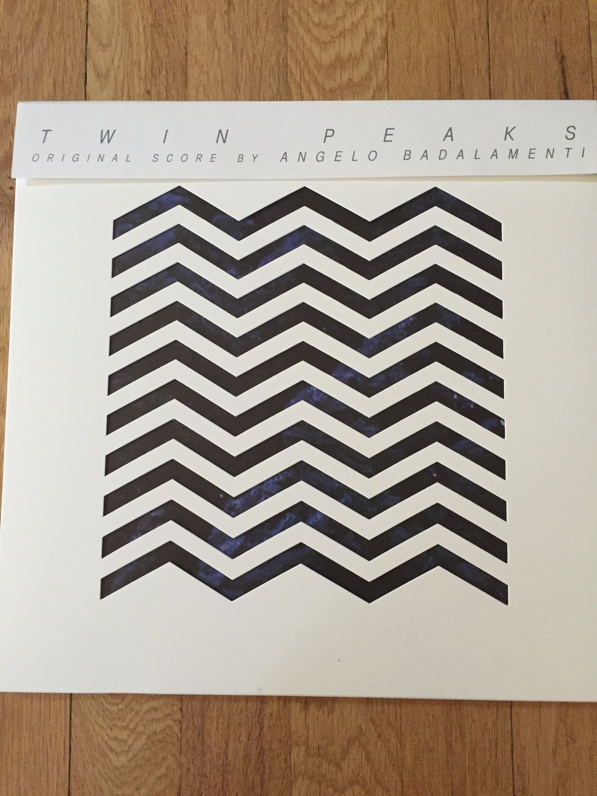 The Twin Peaks Official Soundtrack On Vinyl Is Finally