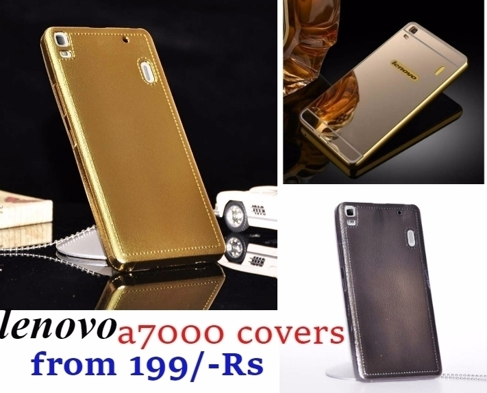 lenovo a7000 mobile accessories, covers