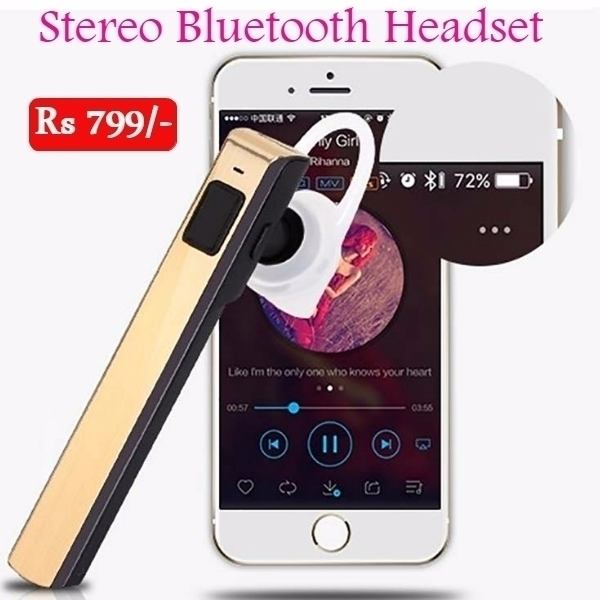 Stereo Bluetooth Headsets LatestOne